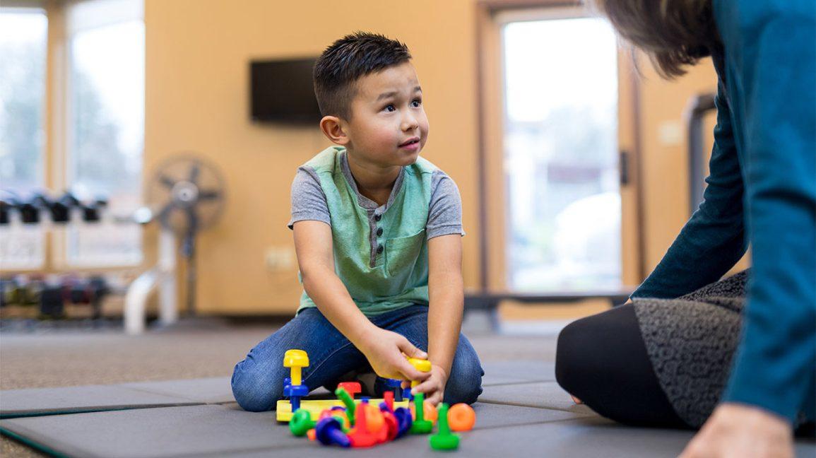 تأثیر بازی فکری در کودک