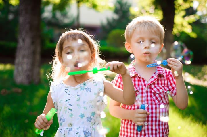 نقش بازی در یادگیری کودکان